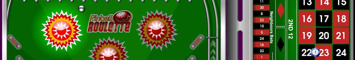 Pinball ruletka